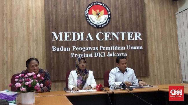 Bawaslu DKI Jakarta memutuskan videotron pasangan Jokowi-Ma'ruf terbukti melanggar aturan karena masuk dalam wilayah 23 titik terlarang memasang alat kampanye.