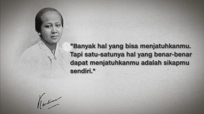 Kata Kata Bijak Raden Ajeng Kartini