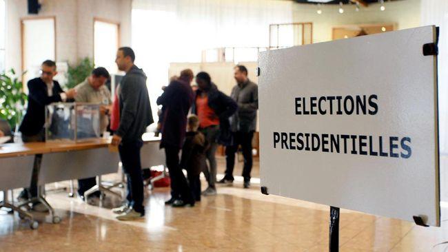 Mengintip Proses Pemilu Presiden Perancis