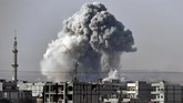 Koalisi Arab Saudi Tembak Jatuh 2 Rudal dan Enam Drone Houthi