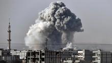 Serangan Pertama Biden, AS Gempur Pasukan Pro-Iran di Suriah