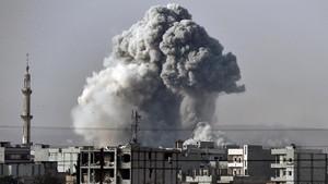 Iran Sebut Serangan AS di Suriah Bisa Membangkitkan ISIS