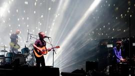 Radiohead Umumkan Cuti Bermusik Tahun Ini