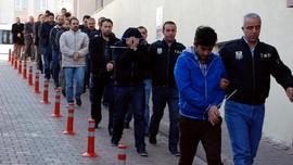 Operasi Anti-Gulen, Turki Tangkap 165 Tentara