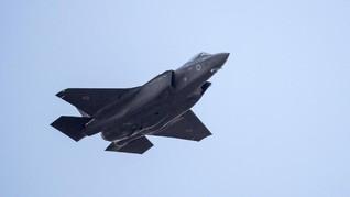 Turki Sewa Pengacara Bujuk AS Jual Jet F-35