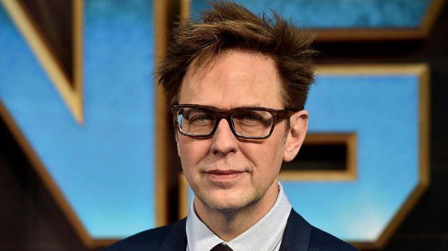 Sutradara 'Guardians of the Galaxy', James Gunn 'menyemprot' fan DC dan Marvel karena tak berhenti debat di lini masa media sosial sineas itu.
