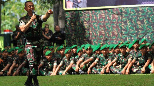 KSAD Perintahkan Prajurit Tuntaskan Investigasi Kecelakaan