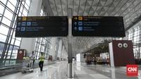 1 Mei, Terminal 3 Ultimate Layani Penerbangan Internasional
