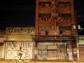 'Perang' Seni Jalanan di Sao Paulo