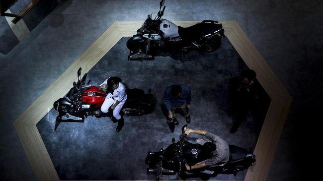 Model motor Kawasaki paling banyak menyumbang penjualan yang bisa dihitungan dengan jari selama dua bulan terakhir.