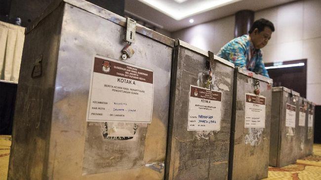 Jokowi Capres Tunggal, Ada Parpol Terancam Tak Ikut Pemilu