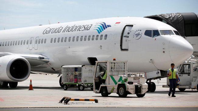 PT Garuda Indonesia Tbk (GIAA) mengaku belum memiliki rencana untuk menunda pemesanan pesawat Boeing 737 Max 8 seperti yang dilakukan oleh Lion Air Group.