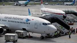 Efisiensi, Garuda Fokus Renegosiasi Biaya Sewa Pesawat