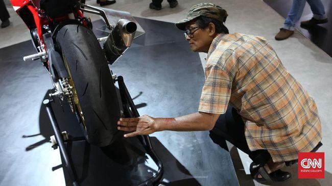Mencari motor Eropa, India, Jepang hingga China di Indonesia International Motor Show berlangsung di JIExpo Kemayoran mulail 25 April-5 Mei 2019.