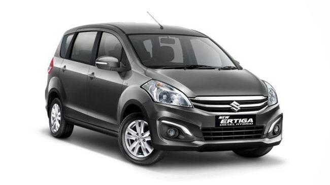 Suzuki India Disebut Berhenti Jual Ertiga Diesel