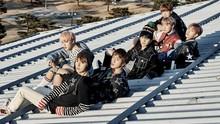 Lirik Lagu Run BTS Jadi Bahan Kampanye Kesehatan Mental