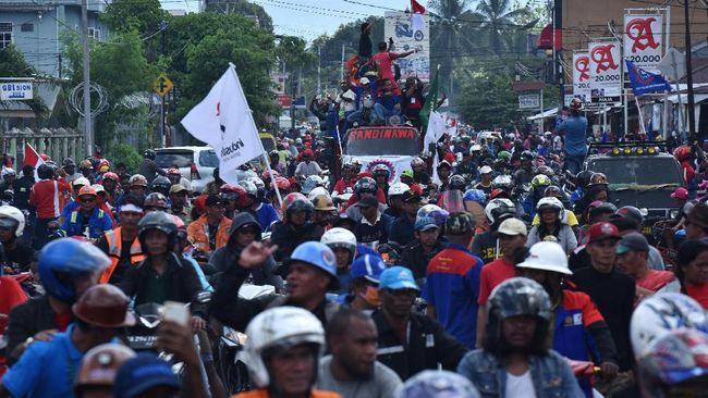 Freeport Bahas Status Karyawan dengan Serikat Pekerja Global