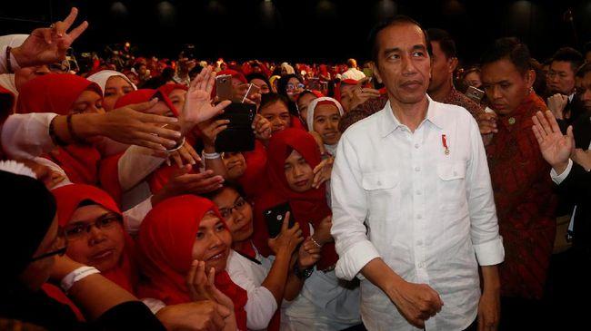 Setelah peristiwa seorang anak silap lidah menyebutkan ikan tongkol, Jokowi belakangan kerap memnggelar kuis nama ikan di berbagai kunjungan daerah.