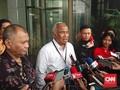 Taufiequrachman Ruki Bantu Eddy Sindoro Serahkan Diri ke KPK