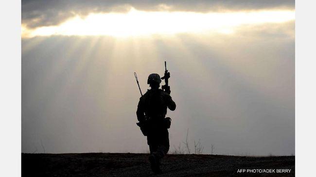 Jubir militer Afghanistan mengatakan seluruh pasukan AS telah ditarik dari basis militer terbesar keduanya di Kandahar.
