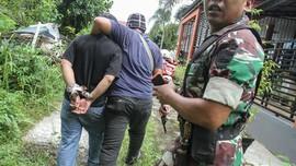 8 Tahanan Polsek Medan Area Kabur, Baru Tiga Ditangkap