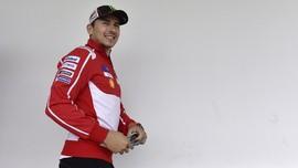 Bos Ducati Buka Suara soal Rumor Lorenzo