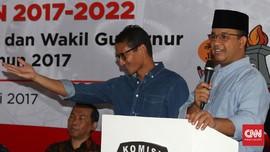 Anies-Sandi Bakal Gunakan Land Cruiser Selama Pimpin DKI