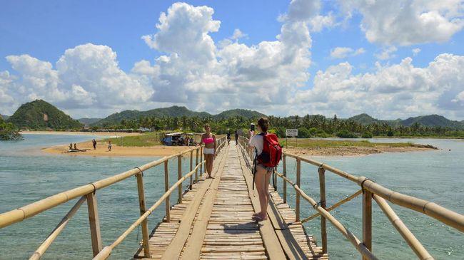 Lombok menempati peringkat ke-enam dalam daftar Trending Destinations - World, atau destinasi di dunia yang paling banyak diulas di Tripadvisor.