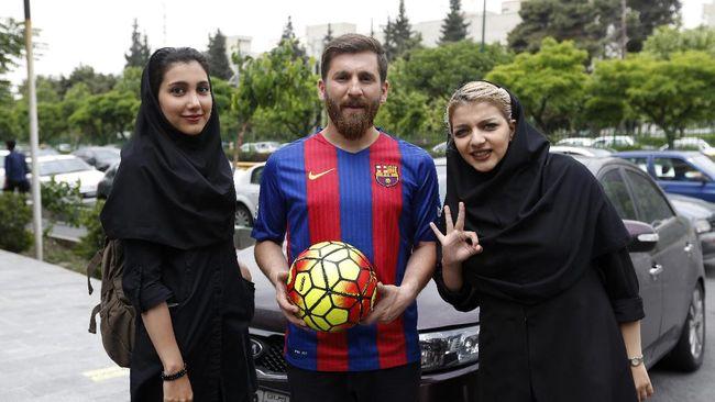 Diduga Tiduri 23 Wanita, Messi Palsu Dilaporkan ke Polisi