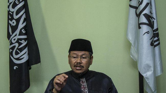 Hizbut Tahrir Indonesia, yang tengah berjuang banding di pengadilan, menyesalkan acara kajian soal khilafah di Bandung dipersoalkan sejumlah pihak.