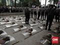 Polisi Kerahkan 1.200 Personel Amankan Aksi Tolak Perppu