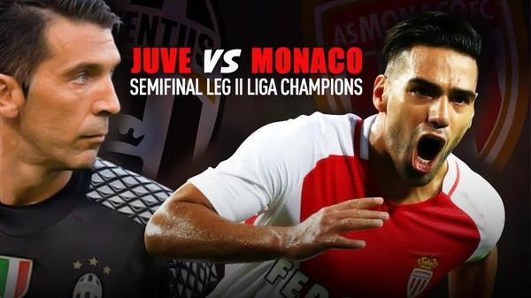 Juventus vs Monaco