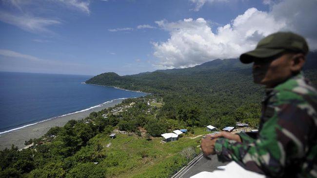 Pihak TNI menanggapi hasil investigasi Komnas HAM terkait penembakan di Distrik Hitadipa, Intan Jaya, Papua yang menewaskan Pendeta Yeremia Zanambani.