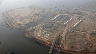 PBB Anggap Reklamasi Teluk Jakarta Rentan Pelanggaran HAM