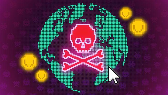 Kejahatan siber dengan ransomware meledak dalam beberapa tahun terakhir. Bukan hanya menyerang instansi, data dan kamera laptop pribadi pun bisa dikuasai.