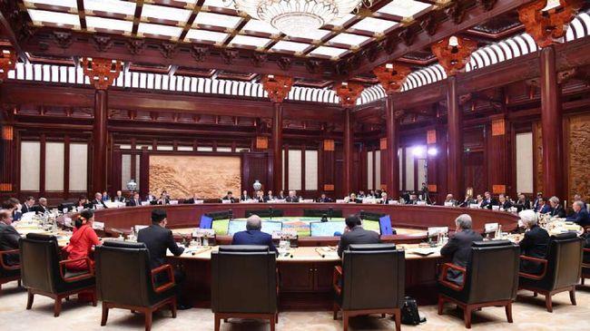 Pemerintah menyatakan bakal 'jualan' 28 proyek bernilai Rp1.296 triliun ke China pada KTT Kedua The Belt and Road Initiative. Berikut daftar proyeknya.