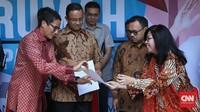 Anies-Sandi Deklarasi Tim Sinkronisasi Pimpinan Sudirman Said