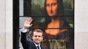 Banjir Kecaman, Presiden Prancis Pertahankan Prinsip Sekuler