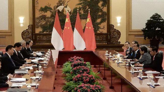 Pemerintah China diperkirakan akan mempromosikan skema pembagian ulang proyek pembangunan infrastruktur dalam KTT One Belt and One Road pekan ini.