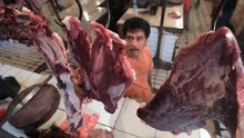 Hari Ini Pedagang Daging Sapi Mulai Mogok Jualan