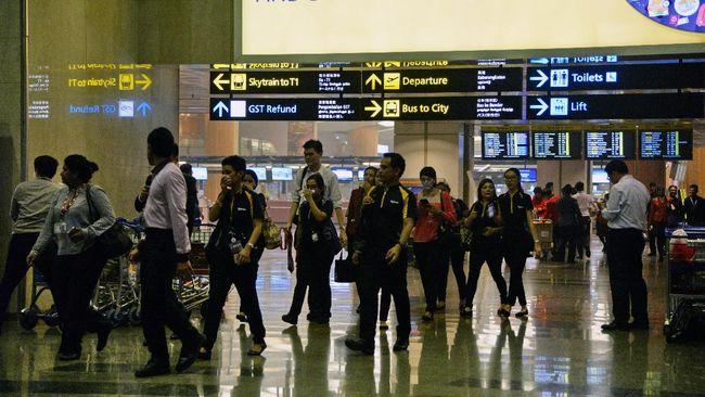 Singapura akan membatasi penerbangan selama pertemuan antara Presiden Amerika Serikat Donald Trump dan Pemimpin Korea Utara Kim Jong-un pekan depan.