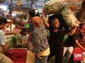 Ditutup Pemprov, Pasar di DKI Terpantau Masih Beroperasi