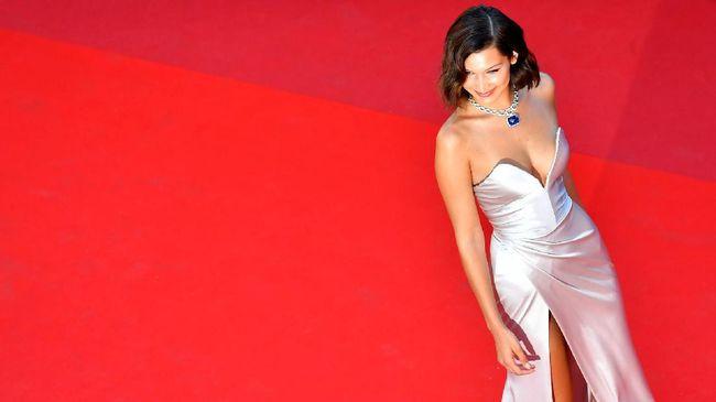 Tak lagi hanya selebriti papan atas Hollywood, Cannes tahun ini juga turut diramaikan oleh fenomena baru, yakni para supermodel dan 'influencer' Instagram.