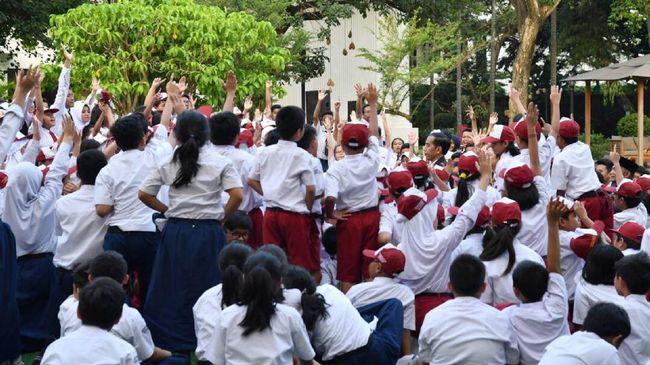 Kemdikbud Tak Wajibkan Tes Calistung Saat Tes Masuk SD