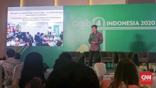 Grab mengumumkan pendirian pusat riset pertama di Jakarta Selatan yang notabene adalah salah satu kantor Kudo, startup yang baru saja diakuisisinya.