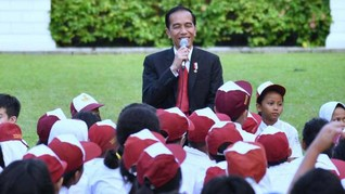 Lapor ke Jokowi, Mendikbud Akan Klarifikasi 'Full Day School'