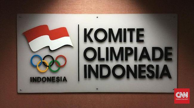 Kongres pemilihan Komite Olimpiade Indonesia periode 2019-2023 di Hotel Ritz Carlton, Jakarta, Rabu (9/10) sempat diwarnai kericuhan.