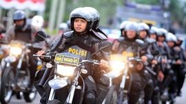 8.000 Pasukan Polri-TNI Diterjunkan Kawal Demo di Jakarta
