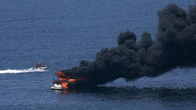 Sebuah kapal scuba diving dilaporkan terbakar di pulau selatan California, Amerika Serikat, hingga menewaskan delapan orang pada Selasa (3/9) dini hari.