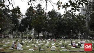 Kisah Makam di Depok yang Viral Jadi Tempat Dangdutan